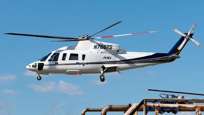 N7667S - Sikorsky S-76C - Private