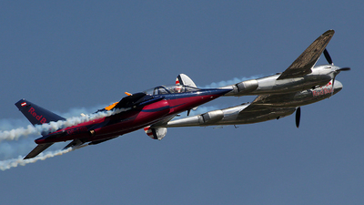 OE-FRB - Dassault-Dornier Alpha Jet A - The Flying Bulls