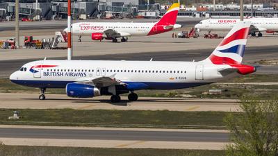 A picture of GEUUB - Airbus A320232 - British Airways - © Jorge García-Caro