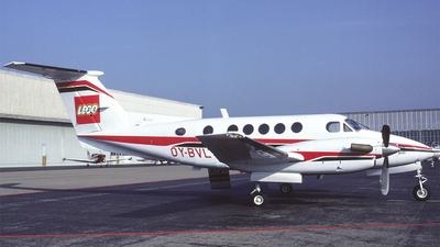 OY-BVL - Beechcraft B200 Super King Air - Private