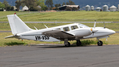 A picture of VHVSS - Piper PA34200T - [347670296] - © Mark B Imagery