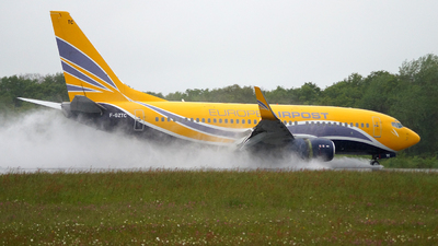 F-GZTC - Boeing 737-73V - Europe Airpost