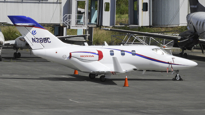 N28BC - Honda HA-420 HondaJet - Private
