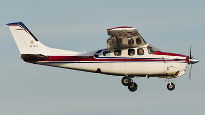 N4747K - Cessna P210N Pressurized Centurion - Private