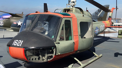 59-1621 - Bell UH-1A Iroquois - United States - US Army