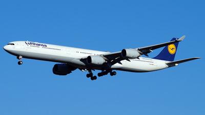 D-AIHQ - Airbus A340-642 - Lufthansa