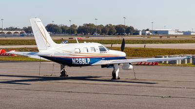 A picture of N269LP - Piper PA46R350T Malibu Matrix - [4692164] - © Oliver Richter