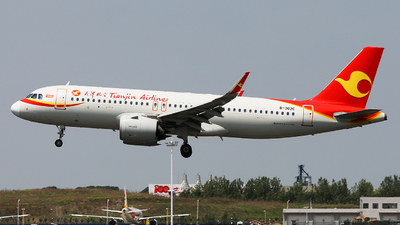 B-302C - Airbus A320-271N - Tianjin Airlines