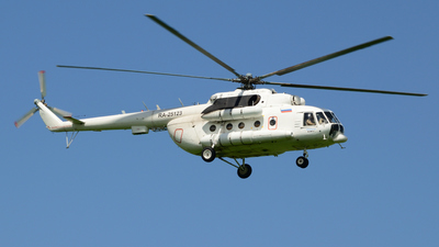 RA-25123 - Mil Mi-8MTV-1 Hip - Abakan Air