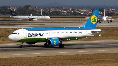 UK-32014 - Airbus A320-214 - Uzbekistan Airways
