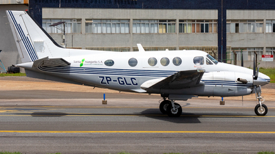 ZP-GLC - Beechcraft C90GT King Air - Santa Margarita S. A.