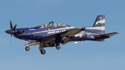 10 - Pilatus PC-21 - France - Air Force