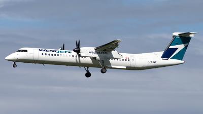 C-FJWE - Bombardier Dash 8-Q402 - WestJet Encore