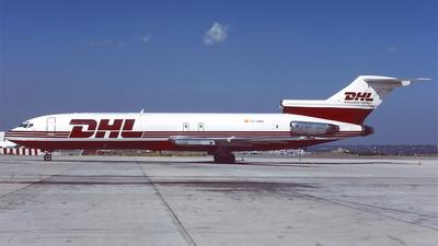 EC-HAH - Boeing 727-223(Adv)(F) - DHL Cargo