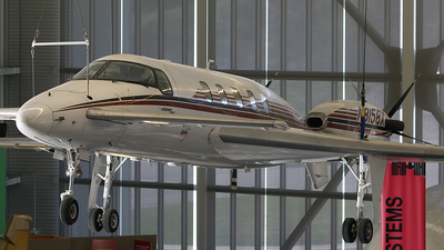 N8158X - Beechcraft 2000A Starship - Private