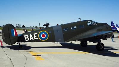 C-GZCE - Beech D18S - Canadian Warplane Heritage Museum