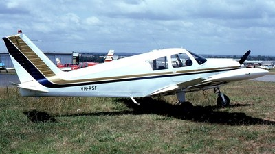 VH-RSF - Piper PA-28-140 Cherokee - Private