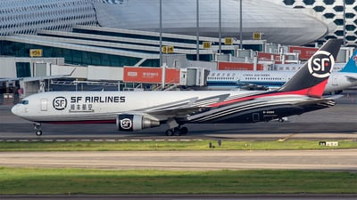 B-6996 - Boeing 767-338(ER)(BCF) - SF Airlines