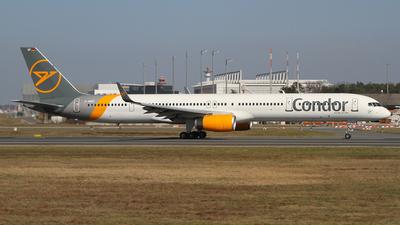 A picture of DABOF - Boeing 757330 - Condor - © Martin Hilgert