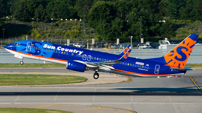 N330XW - Boeing 737-8BK - Sun Country Airlines