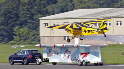 G-BPCF - Piper J-3C-65 Cub - Private