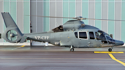 VP-CFF - Eurocopter EC 155 B1 - Private