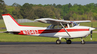 N20457 - Cessna 172M Skyhawk - Private