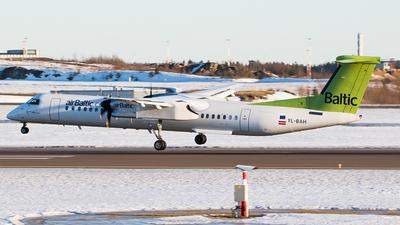 YL-BAH - Bombardier Dash 8-Q402 - Air Baltic