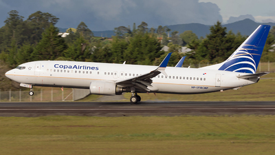HP-1718CMP - Boeing 737-8V3 - Copa Airlines