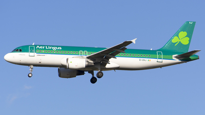 A picture of EIDVJ - Airbus A320214 - Aer Lingus - © Stefan Alexandru