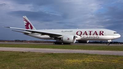 A7-BFX - Boeing 777-FDZ - Qatar Airways Cargo