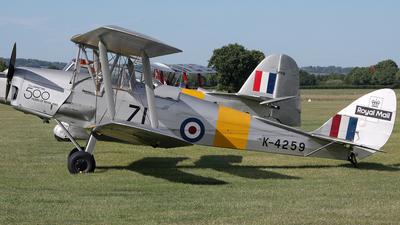 A picture of GANMO - De Havilland DH82 Tiger Moth - [3255] - © Terry Wade