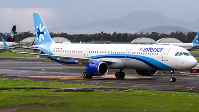 XA-VMM - Airbus A321-251N - Interjet