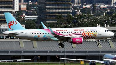 B-8453 - Airbus A320-214 - Loong Air