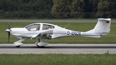 D-EROE - Diamond DA-40D Diamond Star TDI - Private