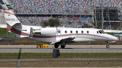 N810EJ - Cessna 560XL Citation Excel - Private