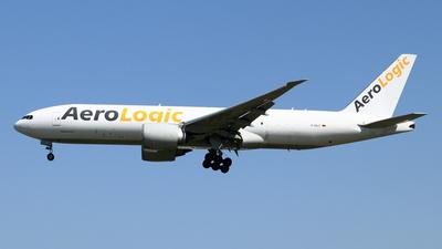 D-AALF - Boeing 777-FZN - AeroLogic