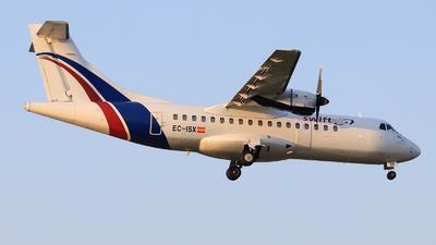 A picture of ECISX - ATR 42300(F) - Swiftair - © Christian Winkel