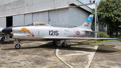 30681 - North American F-86L Sabre - Thailand - Royal Thai Air Force
