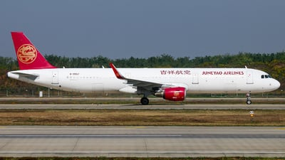 B-9957 - Airbus A321-211 - Juneyao Airlines