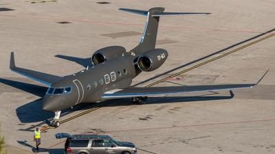 OY-WLD - Gulfstream G500 - Blackbird
