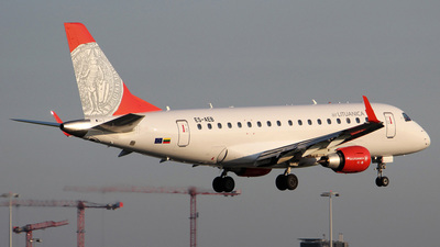 ES-AEB - Embraer 170-100STD - Air Lituanica