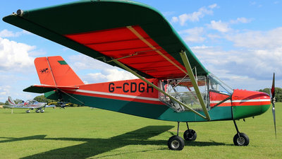 A picture of GCDGH - Rans S6ES Coyote II - [PFA 20414209] - © David Cook