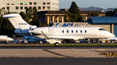 N350AQ - Bombardier BD-100-1A10 Challenger 350 - Private