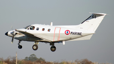 65 - Embraer EMB-121AN Xingú - France - Navy