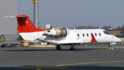 Z3-MKD - Bombardier Learjet 60 - North Macedonia - Government