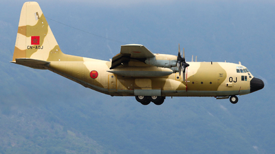 CNA-OJ - Lockheed C-130H Hercules - Morocco - Air Force