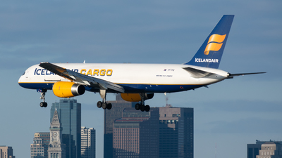 TF-FIG - Boeing 757-23A(PF) - Icelandair Cargo