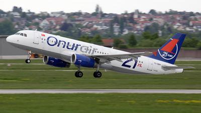 TC-OBH - Airbus A320-233 - Onur Air