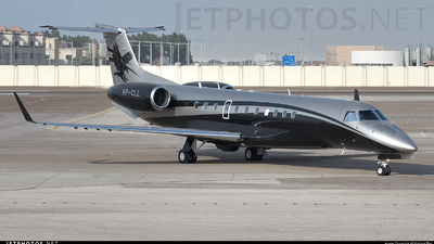 VP-CLL - Embraer ERJ-135BJ Legacy - Titan Aviation